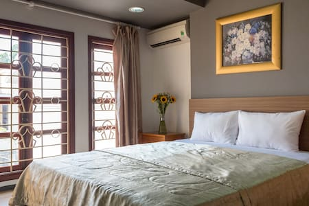 Apart302- central&ideal 4 longstay&budget traveler - Ho Chi Minh City - Rumah