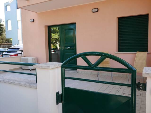Casa vacanza Fano a 200 metri dal mare