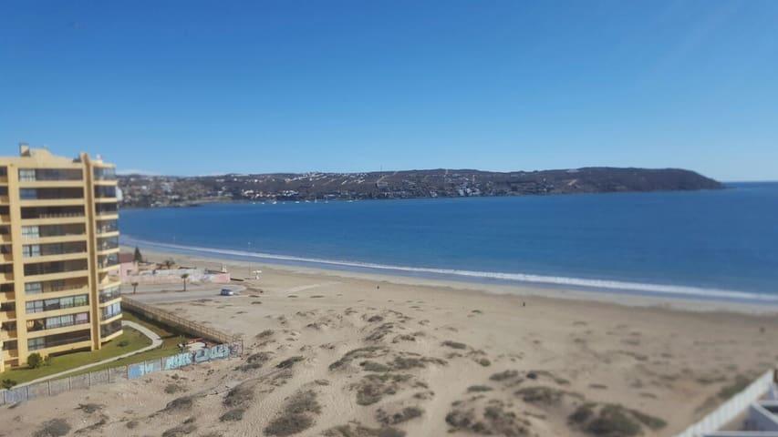 Departamento en playa La Herradura Coquimbo