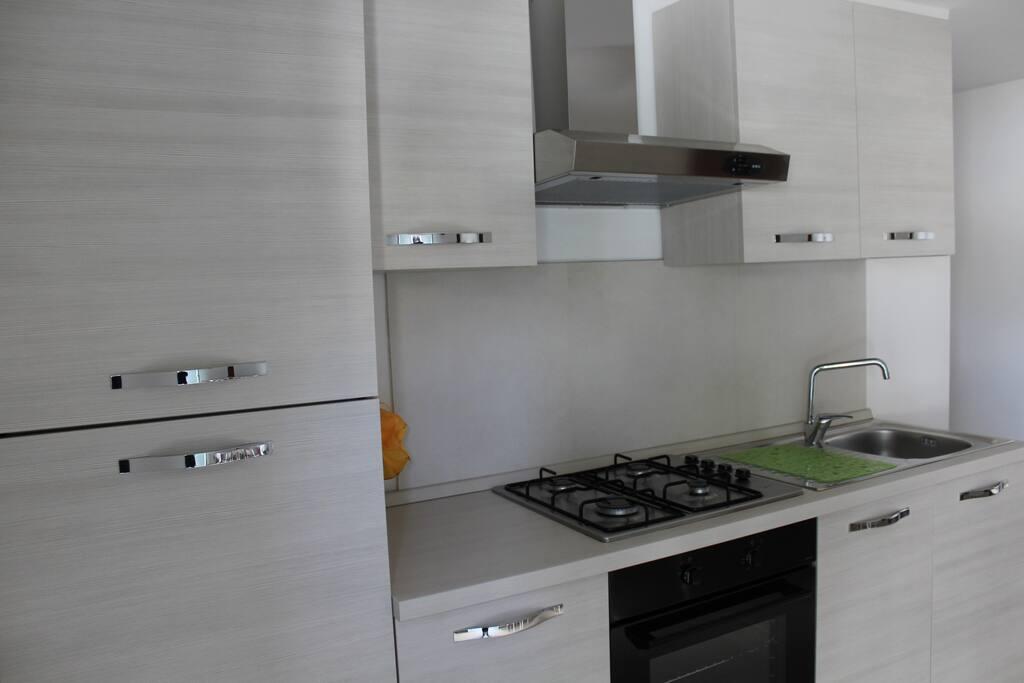 Appartamento Piano Terra - Zona Soggiorno/cucina