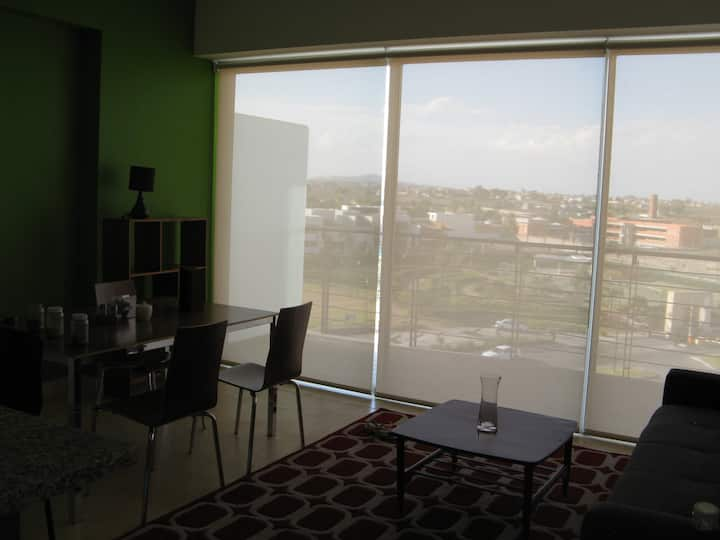 Beautiful 1 bedroom in High Towers in Angelópolis