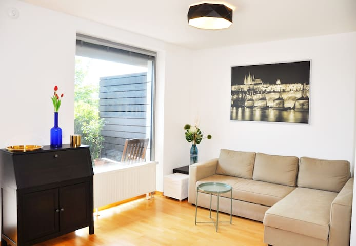 ⭐Modern Apartment⭐terrace⭐15 min to center⭐