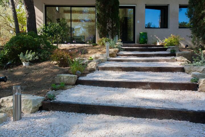 Maison avec piscine en Languedoc Roussillon - Montady - House