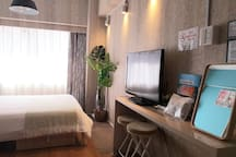 ★1-min walk from Shin-Osaka Station/Free Wi-Fi★