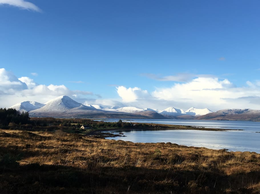Lusa Bothy Cottages For Rent In Isle Of Skye Scotland