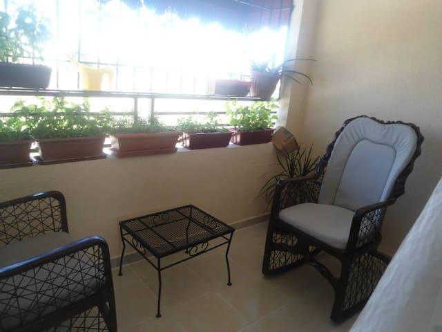 Alquiler de apartamento amueblado - Bajos de Haina - Apartment