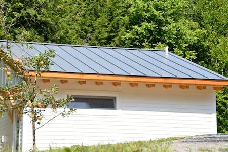 Honeycrisp Cottage - A Tiny Timber Frame - Putney - Casa de huéspedes