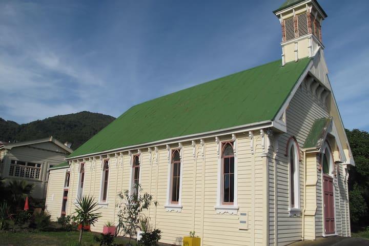 Te Aroha Church stay - Te Aroha - Slott