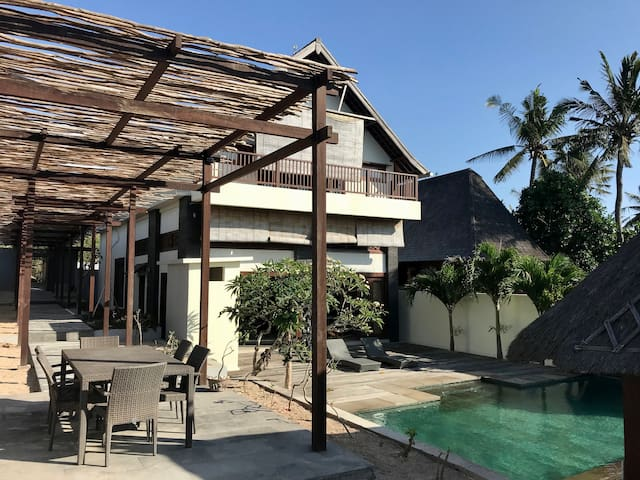 Your Bali home...