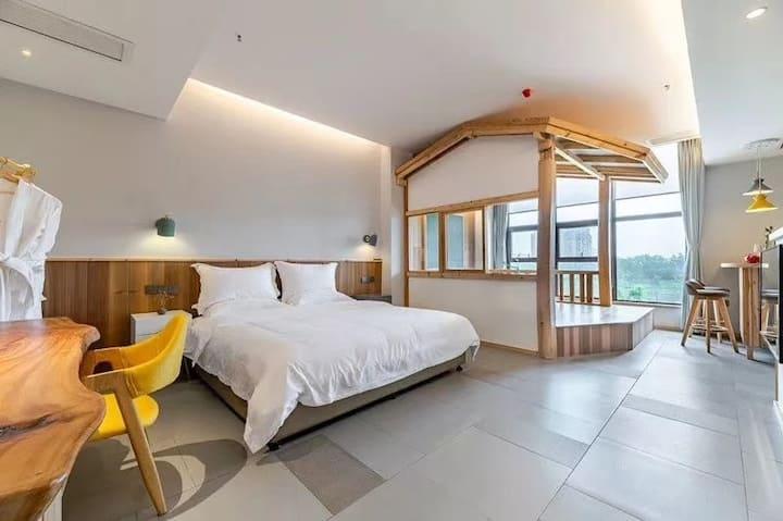 公寓大床房一室一厅