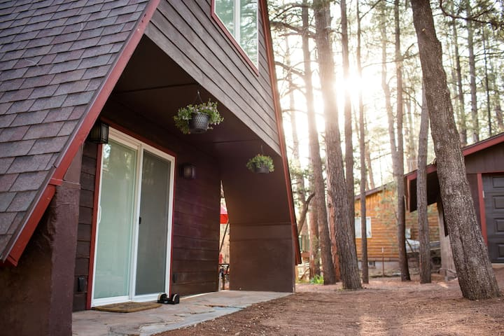 Luxury A-Frame Cabin in the Woods, Near Payson