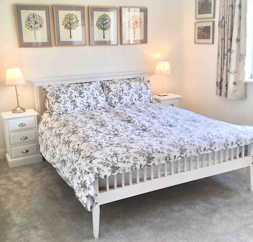 ★Goodwood King En-Suite, Chichester/South Downs★