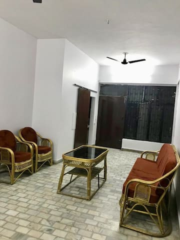 Private apartment just 0.5km from Kumbh Area