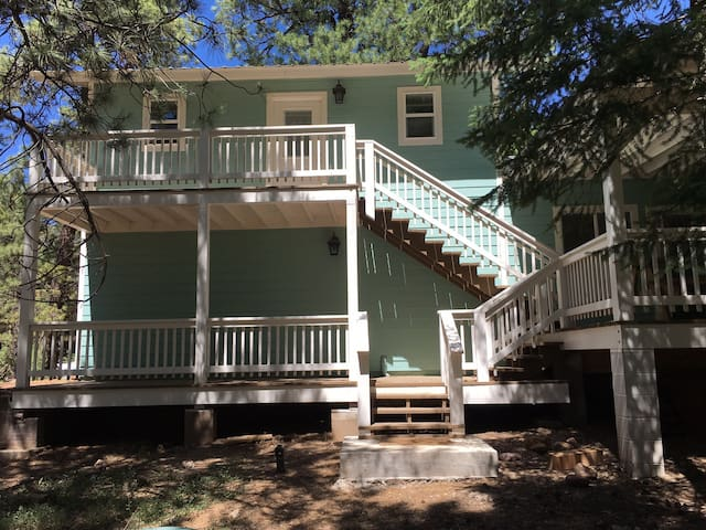 Charming Unit Nestled in the Pines, Sleeps 8