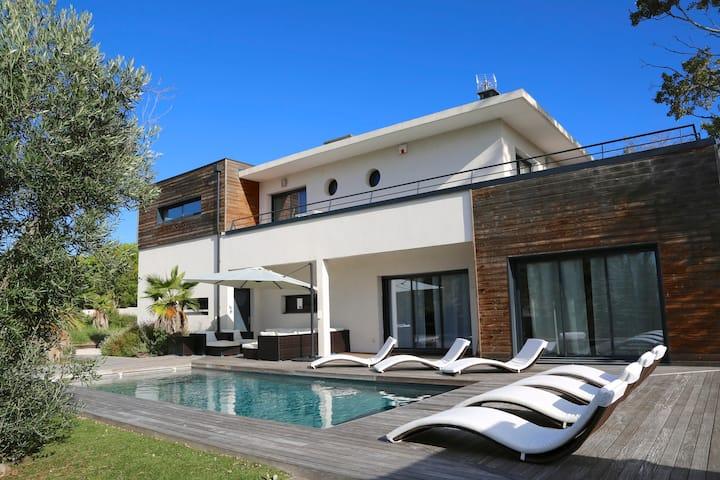 La Villa du Triangle - Cap D'Agde