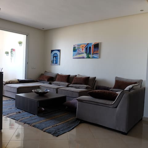 Dar Bouazza , Tamaris  - Cozy & lovely apartment