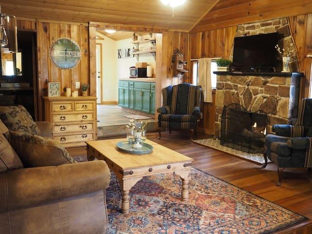 The Ruidoso Cabin - Relax... Enjoy... Repeat