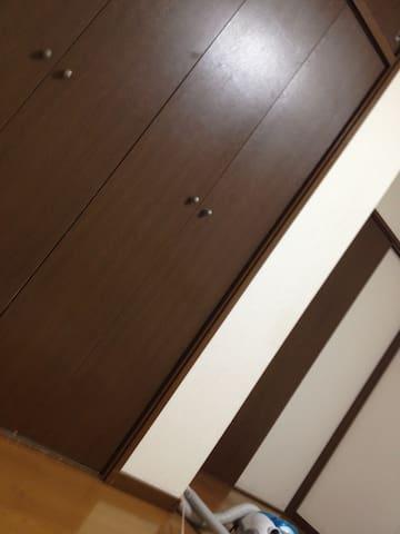 tukuba kouyadai house - Tsukuba-shi - Huoneisto