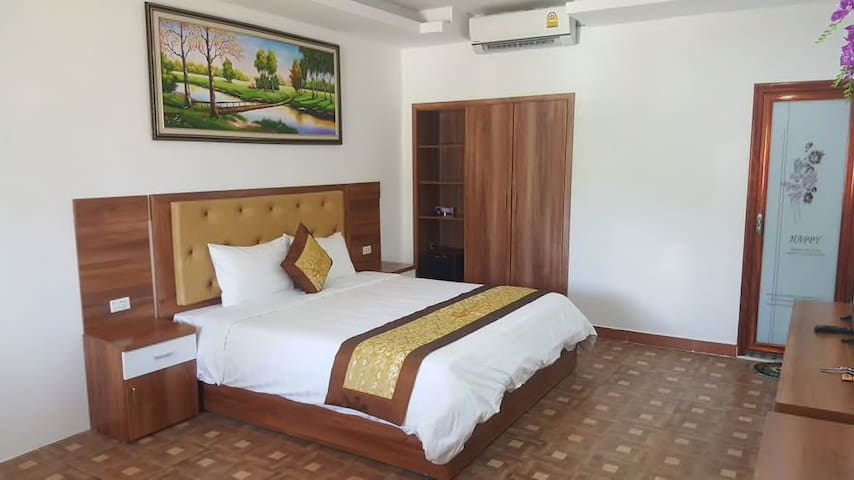 Private Accommodation in Vang Vieng.