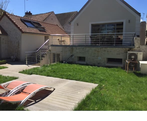 Maison à 25' de Paris - Davron