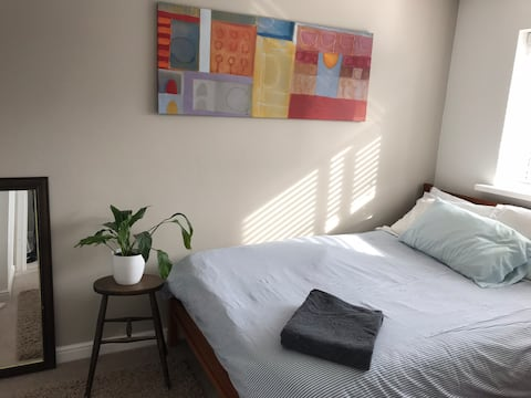 Lovely double room in a quiet area
