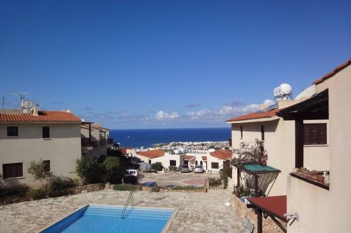 Breathtaking view - Paphos - Apartment