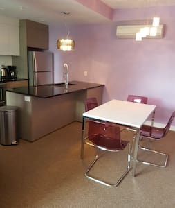 New apartment with one bedroom and balcony - Montreal - Apartamento