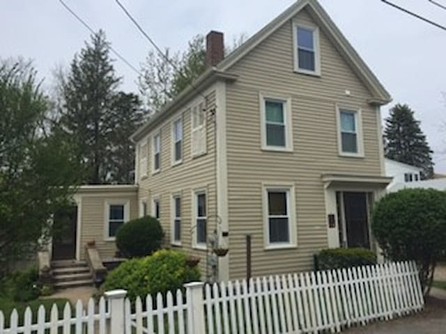 Mike and Betsy's Place, a private second floor B&B - Gloucester