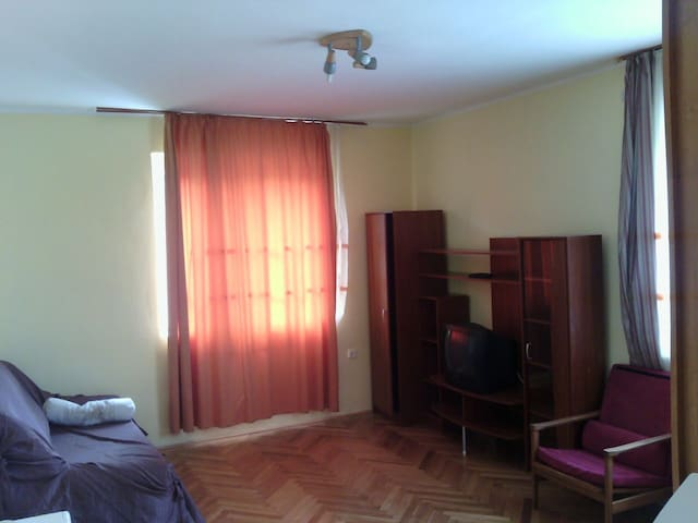 A flat located between city centre/Diosgyor Castle