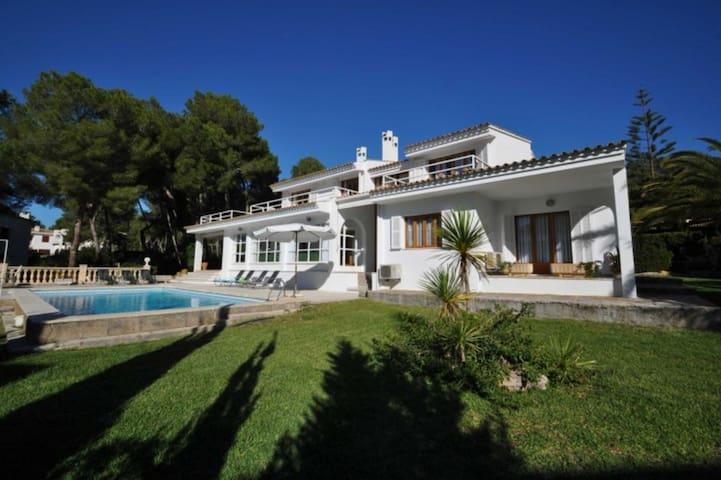 Villa Blanc - Son Servera - Villa
