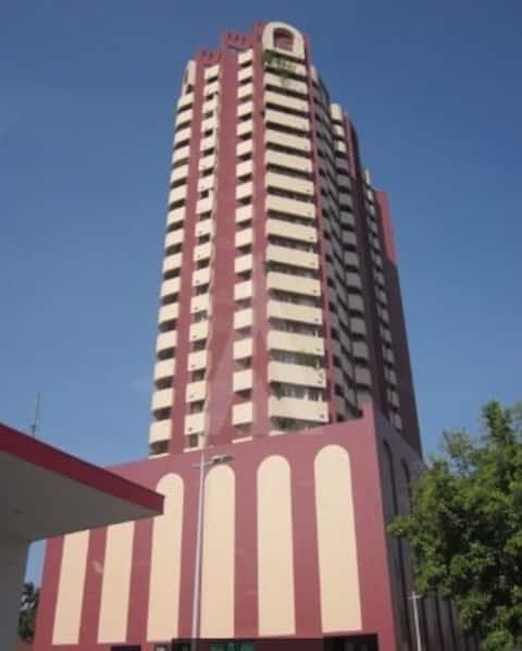 Apartamento de alto padrão no centro de Joinville