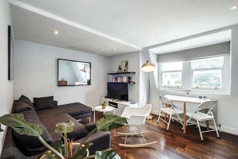 Elegant flat centrally located in Angel Islington