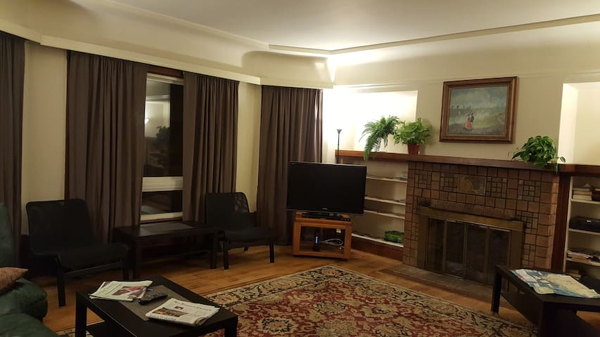 Peaceful apartment with a golden view - San Francisco - Appartement