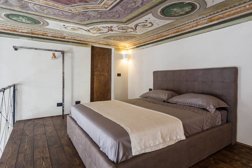 Charmingenova dimora d 39 epoca double suite boutique for Boutique hotel genova