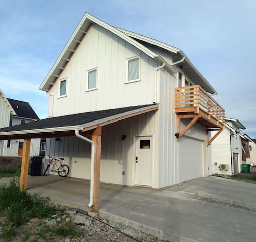 Royal Antler: Newly Built + Views - Bozeman - Apartment