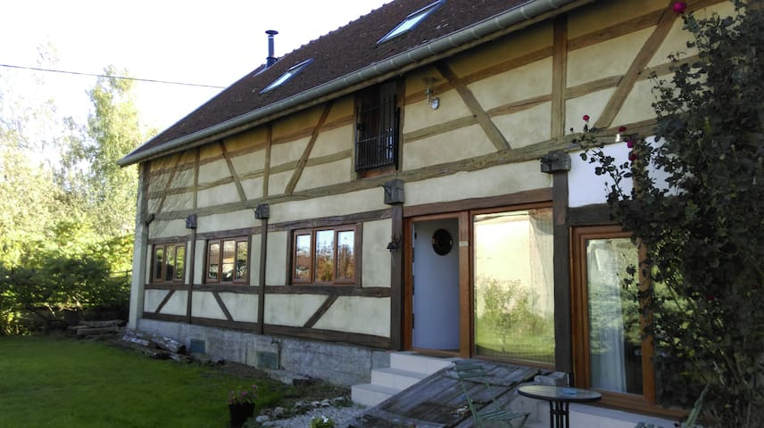 Charming Rustic Converted Barn Apartment - Praslin - Daire