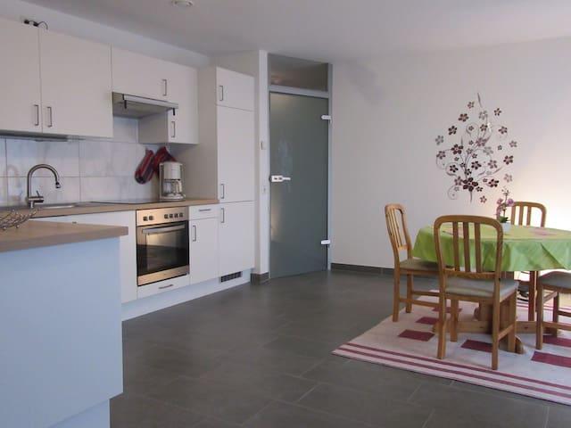 Haus Ruther (Bad Saulgau), Wohnung 2