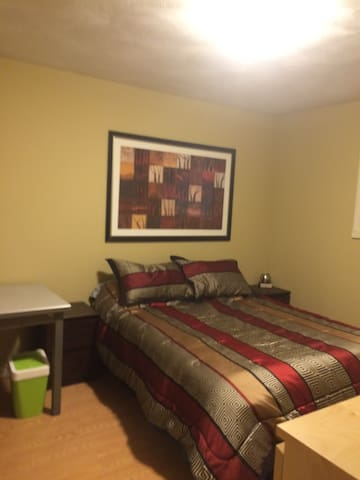 Luxury room for rent - Moncton - Casa