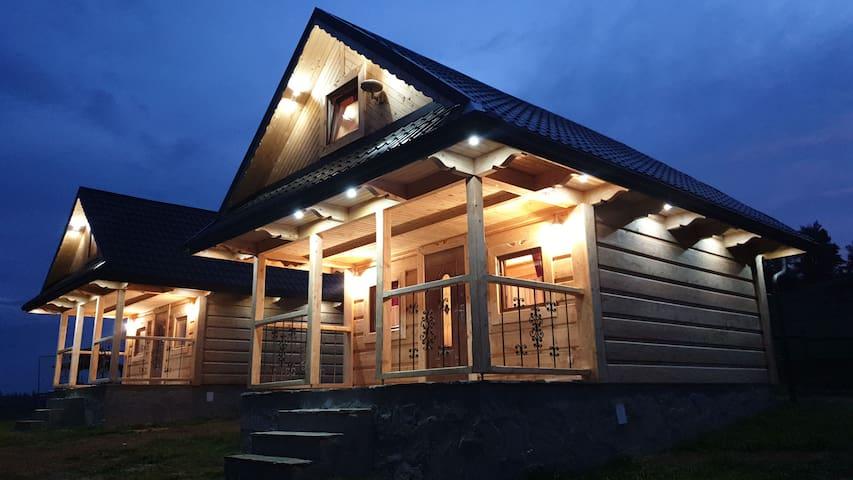 Domki Gorce Klikuszowa