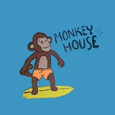 Bali Monkey House is the host.