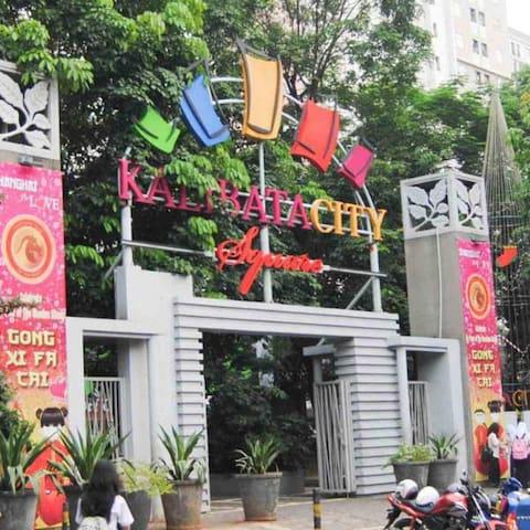 Apartmen Kalibata City - Daerah Khusus Ibukota Jakarta - Wohnung