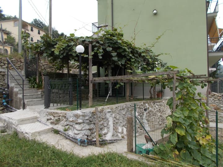 Casa vacanze a Calice Ligure