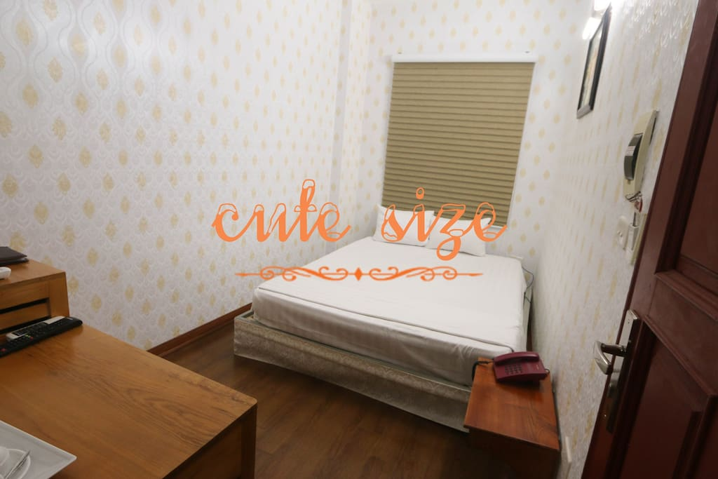 A cute and lovely room