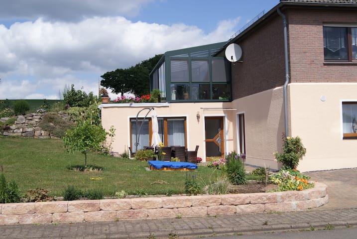 "Ferienwohnung""Im Alftal"" Bleialf - Bleialf - Appartamento"