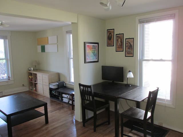 Sunny 1-Bedroom Kerrytown Apartment - Ann Arbor - Lägenhet