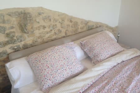 Double room in restored farmhouse - Saint-Avit-SénieurA - Villa