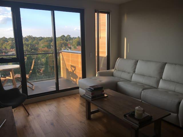 Modern Hawthorn apartment - Hawthorn - Apartment