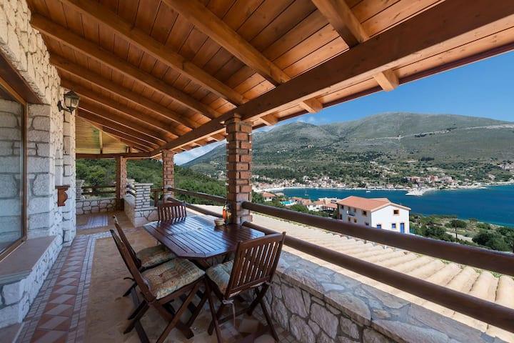 Odysseus - Luxury Stone Apartments