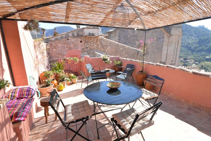 Beautiful house in the heart of Valldemossa - Valldemossa