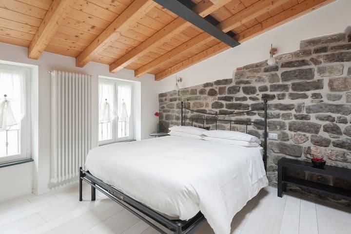 Charming sea view room in Corniglia 5Terre